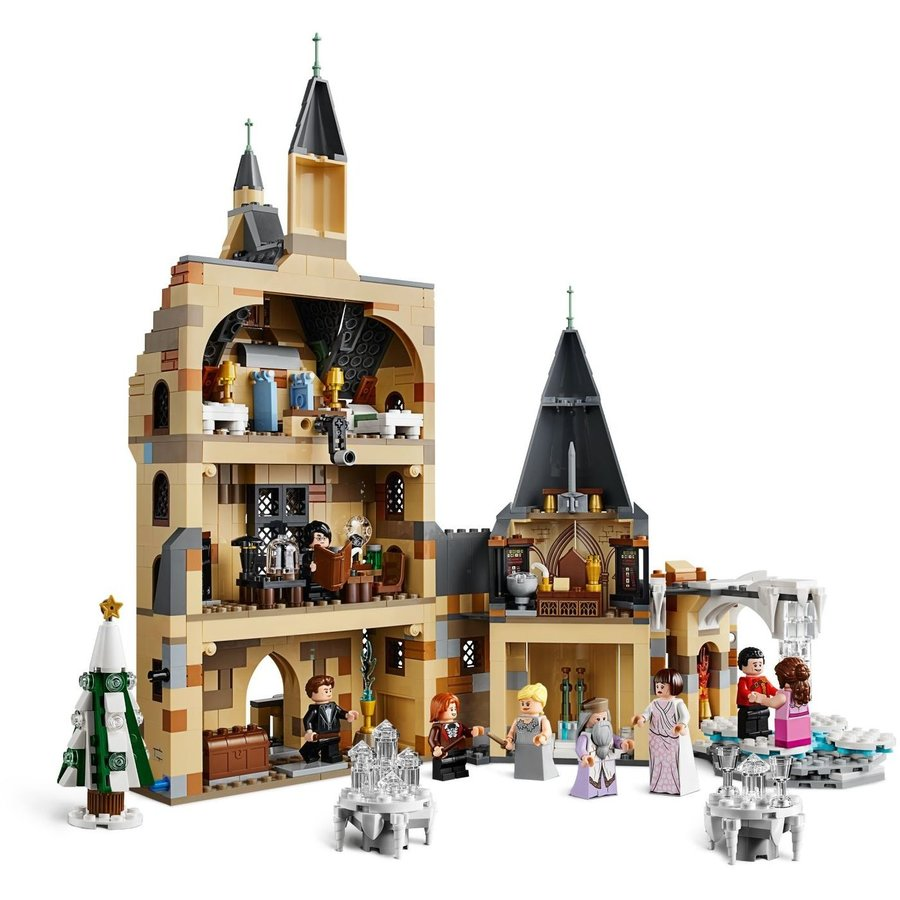 LEGO® HARRY POTTER Hogwarts Clock Tower 75948