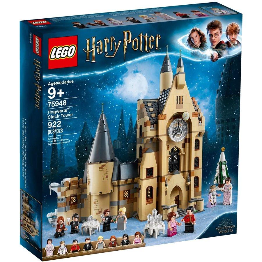 LEGO® HARRY POTTER Zweinstein Klokkentoren 75948