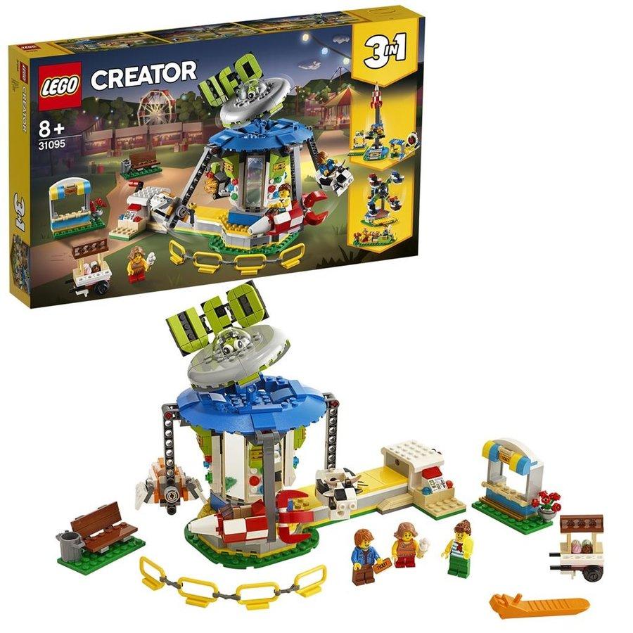 LEGO® Creator Fairground Carousel 31095