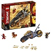 Ninjago LEGO® NINJAGO ™ Cole's Crossmotor 70671