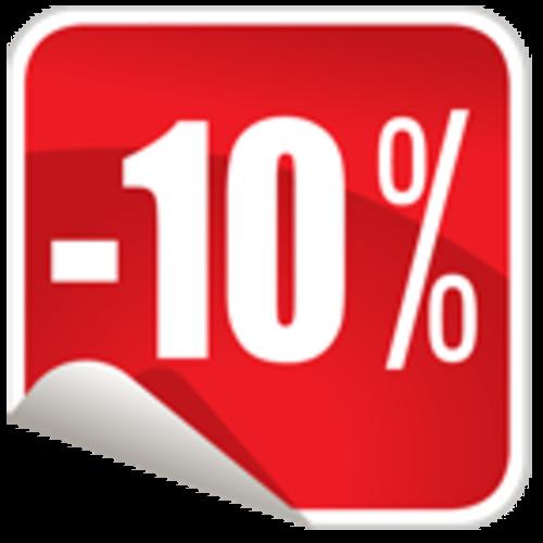 10% Kassa Korting