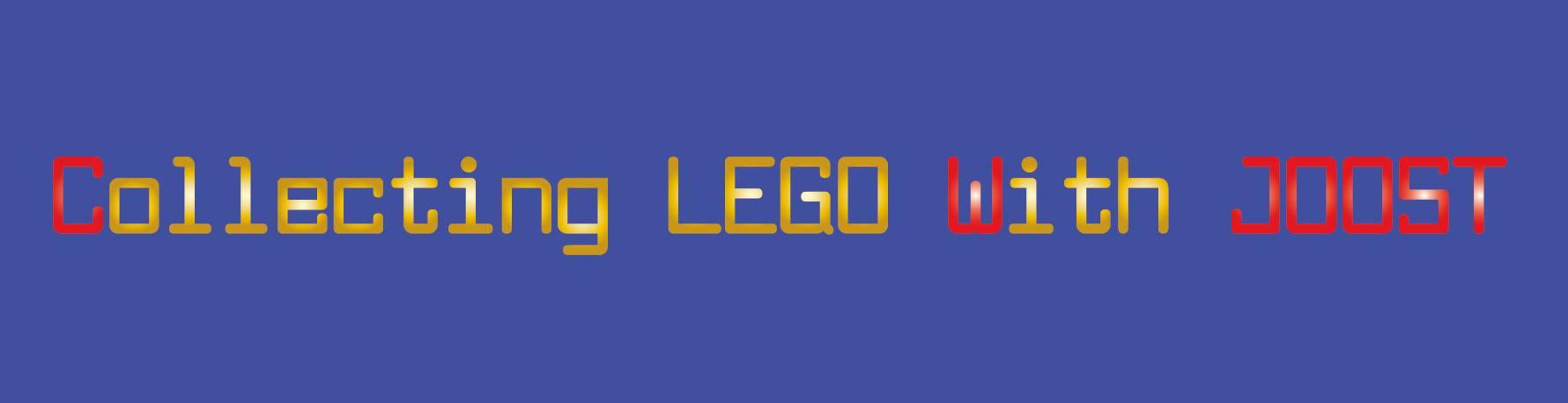 CWJoost 100% LEGO