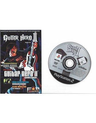 GUITAR HERO 2 voor Playstation 2 PS2