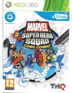 MARVEL SUPER HERO SQUAD COMIC COMBAT voor Xbox 360