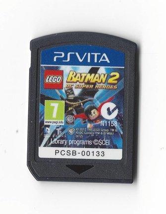 LEGO BATMAN 2 DC SUPER HEROES voor PS VITA