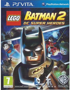 LEGO BATMAN 2 DC SUPER HEROES for PS VITA