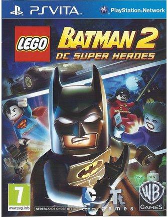 LEGO BATMAN 2 DC SUPER HEROES für PS VITA