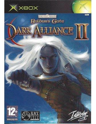 BALDUR'S GATE DARK ALLIANCE II (2) voor Xbox