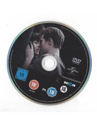 FIFTY SHADES OF GREY - 50 SHADES OF GREY - DVD - Nederlands