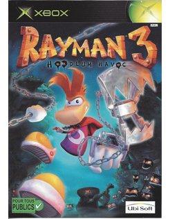 RAYMAN 3 HOODLUM HAVOC voor Xbox