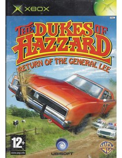 THE DUKES OF HAZZARD - RETURN OF THE GENERAL LEE for Xbox