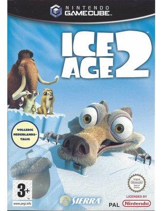 ICE AGE 2 voor Nintendo Gamecube