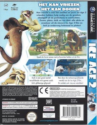 ICE AGE 2 für Nintendo Gamecube