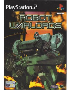 ROBOT WARLORDS voor Playstation 2 PS2