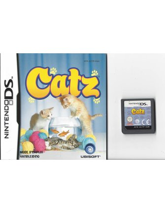CATZ voor Nintendo DS
