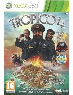 TROPICO 4 voor Xbox 360