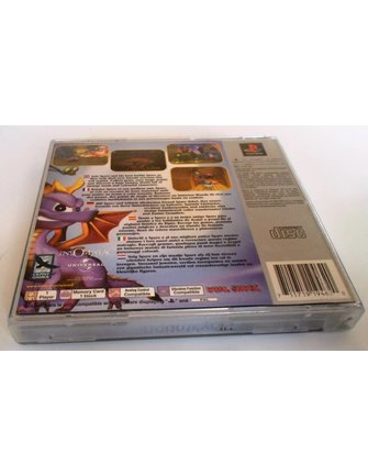 SPYRO 2 GATEWAY TO GLIMMER voor Playstation 1 PS1