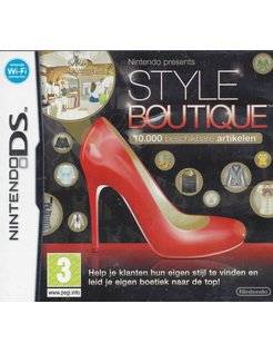 STYLE BOUTIQUE for Nintendo DS