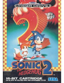 SONIC THE HEDGEHOG 2 for Sega Mega Drive