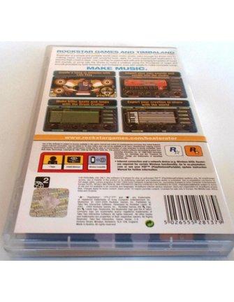 BEATERATOR für PSP - mit Box und Anleitung