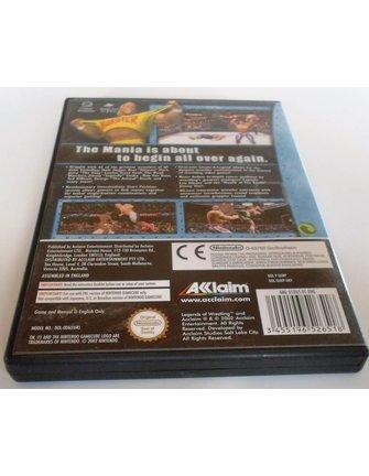 LEGENDS OF WRESTLING voor Nintendo Gamecube