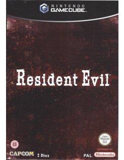 RESIDENT EVIL voor Nintendo Gamecube