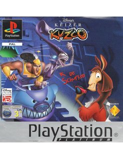 DISNEY'S KEIZER KUZCO für Playstation 1