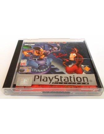 DISNEY'S KEIZER KUZCO für Playstation 1 PS1 - Niederländisch