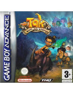 TAK THE GREAT JUJU CHALLENGE voor Game Boy Advance