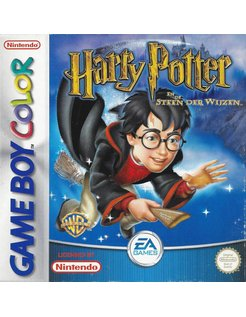 HARRY POTTER EN DE STEEN DER WIJZEN voor Game Boy Color