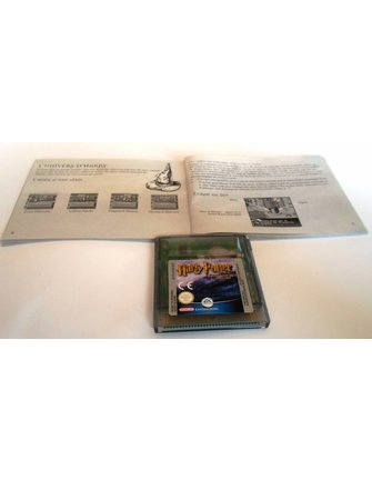 HARRY POTTER EN DE STEEN DER WIJZEN voor Game Boy Color