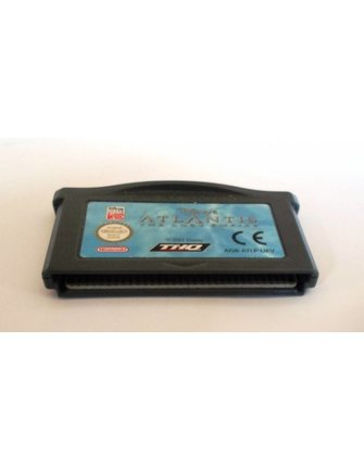 ATLANTIS THE LOST EMPIRE for Game Boy Advance GBA