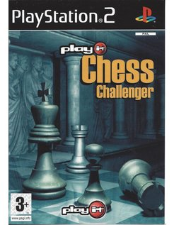 PLAY IT CHESS CHALLENGER voor Playstation 2 PS2
