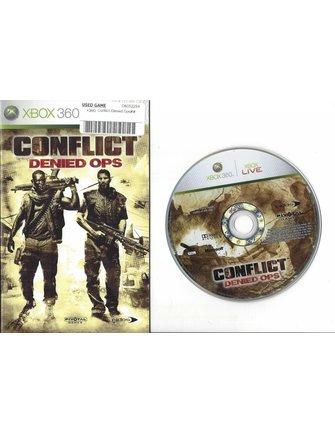 CONFLICT DENIED OPS für Xbox 360