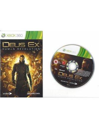 DEUS EX HUMAN REVOLUTION für Xbox 360