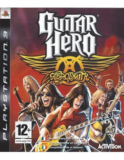GUITAR HERO AEROSMITH für Playstation 3 PS3
