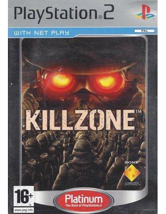 KILLZONE voor Playstation 2 PS2