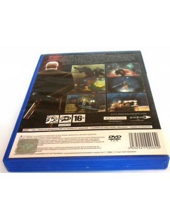 HITMAN CONTRACTS voor Playstation 2 PS2