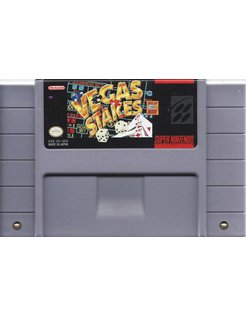 VEGAS STAKES für SNES Super Nintendo