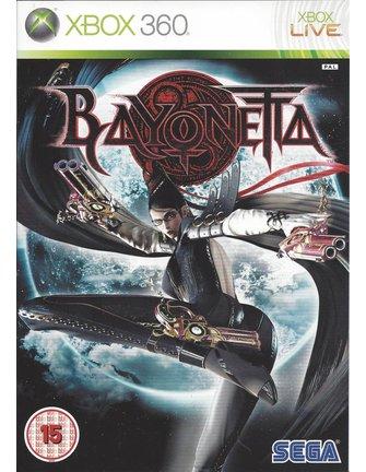 BAYONETTA voor Xbox 360