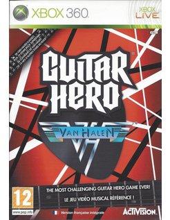 GUITAR HERO VAN HALEN for Xbox 360