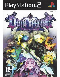 ODIN SPHERE for Playstation 2 PS2