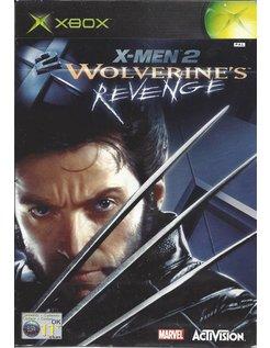 X-MEN 2 WOLVERINE'S REVENGE voor Xbox