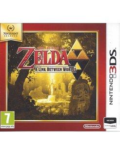 THE LEGEND OF ZELDA A LINK BETWEEN WORLDS für Nintendo 3DS