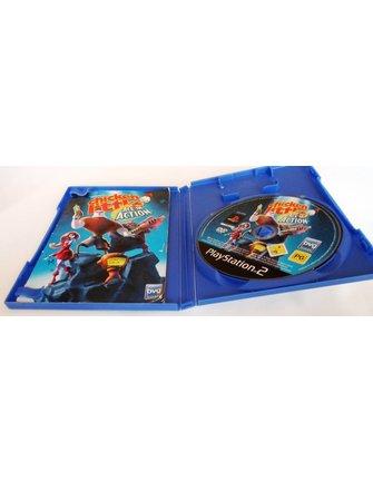 CHICKEN LITTLE ACE IN ACTIE voor Playstation 2 PS2 - FR NL