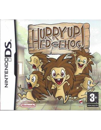 HURRY UP HEDGEHOG für Nintendo DS