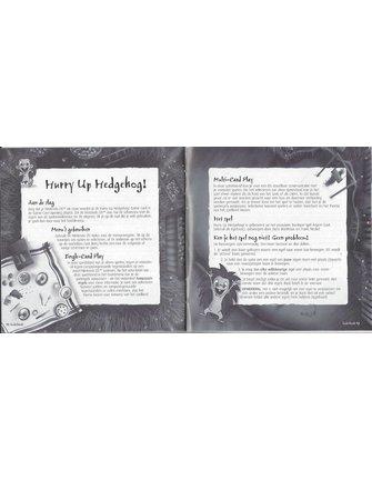 HURRY UP HEDGEHOG voor Nintendo DS