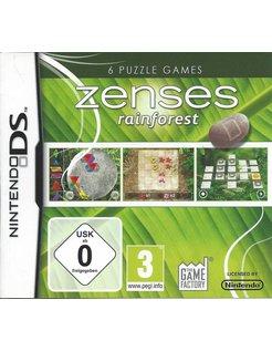 ZENSES RAINFOREST for Nintendo DS