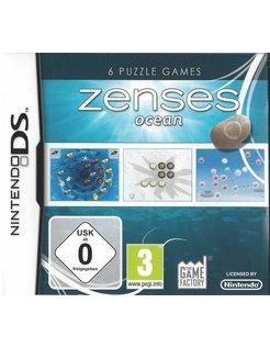 ZENSES OCEAN for Nintendo DS