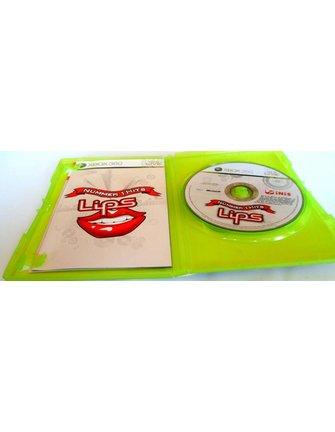 LIPS - NUMMER 1 HITS voor Xbox 360